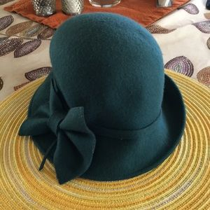 Jessica Simpson Wool Felt Hat